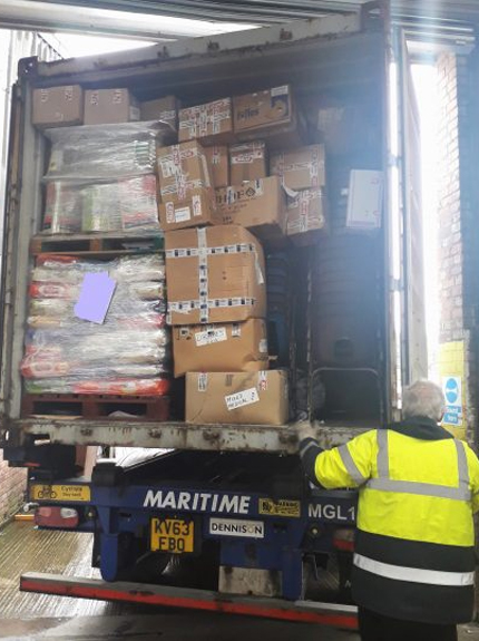 Aid Transport
